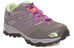 The North Face Junior Hedgehog Hiker WP Shoes Q-Silver Grey/S